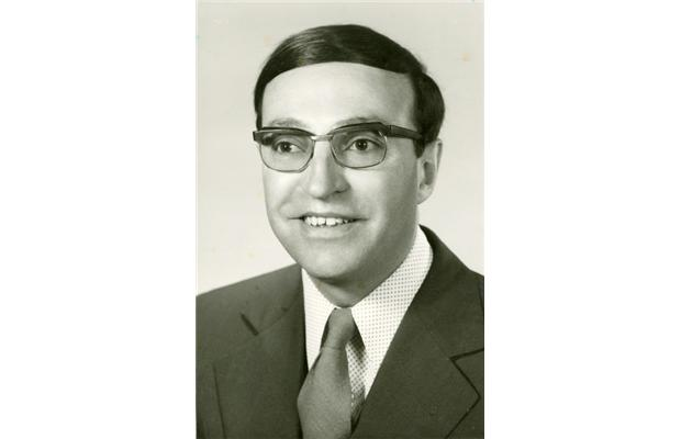 Jacques Faucher as he appeared as school trustee in the 1970s Ottawa Citizen picture 14 February 2014