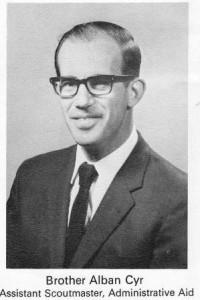 Alban Cyr SMIS 1971