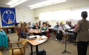 Labatt at Creating Youth Frienldy Parishes workshop chancery Regina 21 April 2012