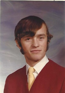 Maloney Mike Fitzgerald aged 16