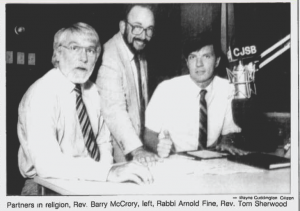 McGrory radio photo Citizen 23 August 1986
